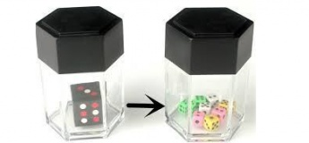 Dice Explosion Magic Tricks