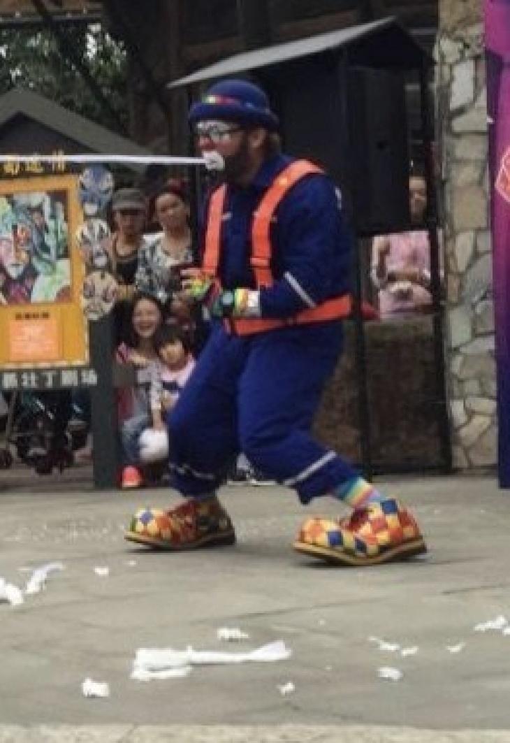 Online Clown Show // Zoom Clown Performance