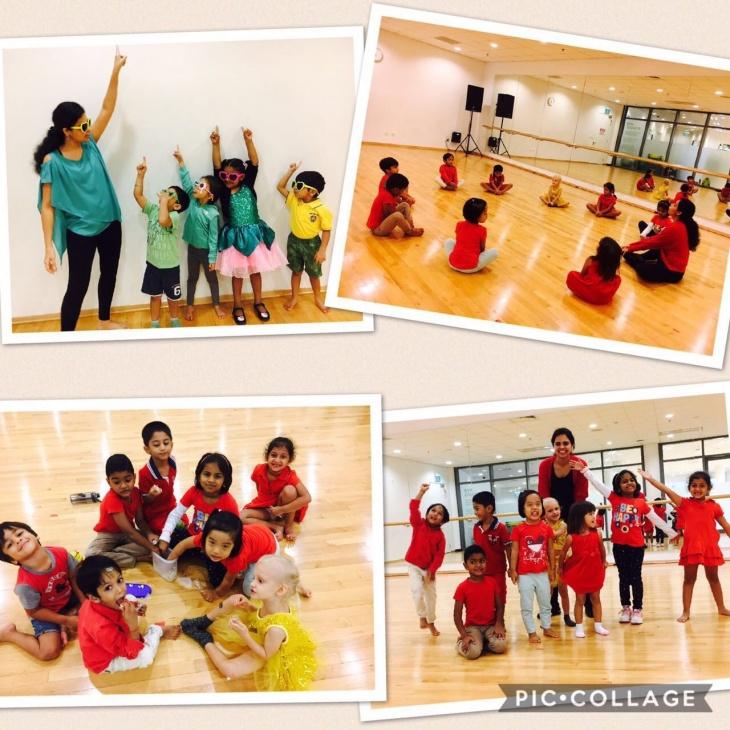 Online Dance Class for Kids