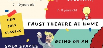 Faust Theatre at Home