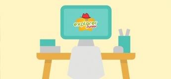 June Online STEAM Workshops with Explorer Junior