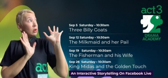 Facebook Live 2020 September Interactive Storytelling with Act 3 International