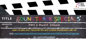 Soundtrack Specials Summer Program by Mac's Music School