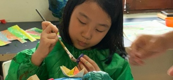 Holidays Camps with Inspired Arts Singapore