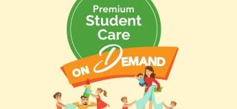 Premium Student Care On-Demand