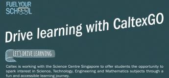 Caltex Fuel Your School - Tech Jam 2020