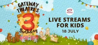 Gateway Theatre's 3rd Birthday