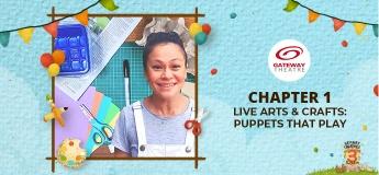 Gateway Theatre's 3rd Birthday - Chapter 1: Live Arts & Crafts