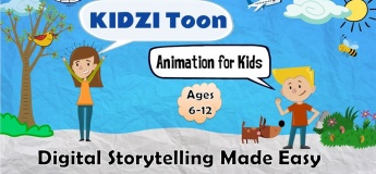 KIDZI Toon - Animation for Kids by Papa Very