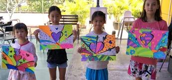 Free Online Kids Fun Art Exploration