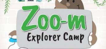 Zoo-m Explorer Camp with Singapore Zoo