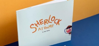 SG55 National Day Promotion - Sherlock at Home (Eng/Chi) books