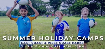 Summer Holiday Camp - East Coast Park / West Coast Park