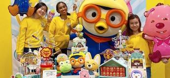 Virtual Birthday Parties with Pororo Park Singapore