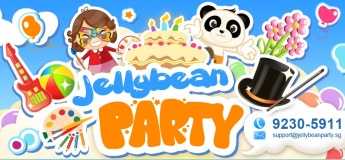 Virtual Birthday Party with JellyBean Party