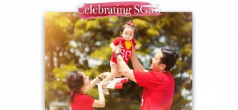 SG55 Lite Promo Family PhotoShoot