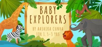 Zoo Baby Explorers