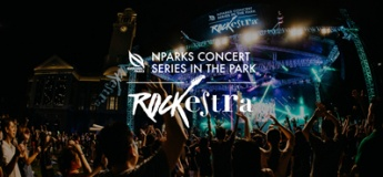 e-NParks Concert Series in the Park: Rockestra®