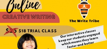 Online Classes with The Write Tribe