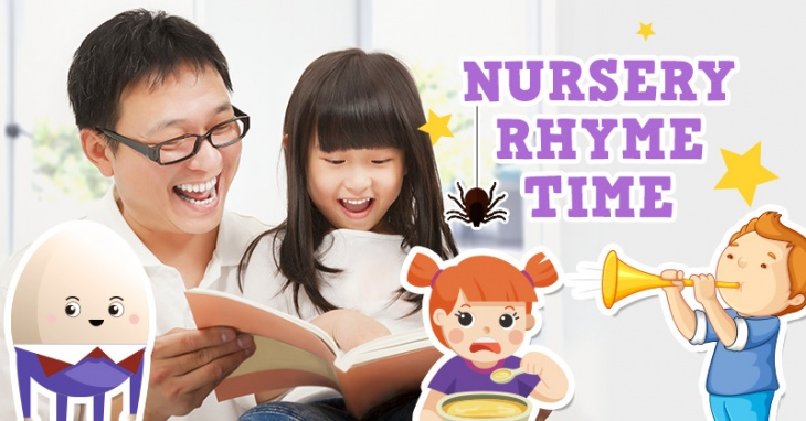 Nursery Rhyme Time – A Virtual Workshop with Singapore Repertory Theatre