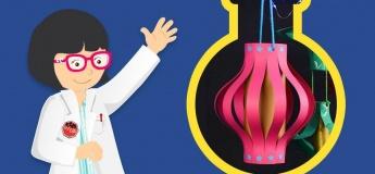 Pepper's Lab After School Series Online Workshop: Lantern Making
