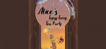 Alice's Topsy Turvy Tea Party: Digital Dance Experience