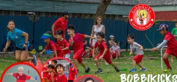 Football Classes @ Singapore Lions Soccer School