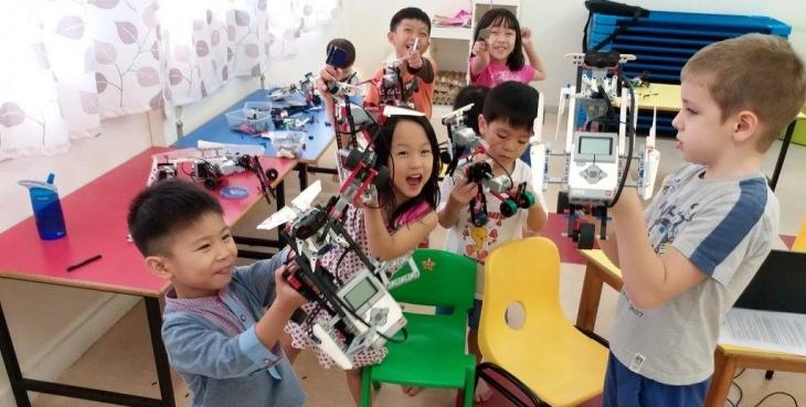 Robotics and Coding Classes @ Robotics Revolution