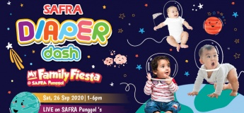 SAFRA Diaper Dash 2020