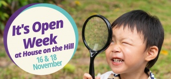 House on the Hill Open Week Virtual School Tours