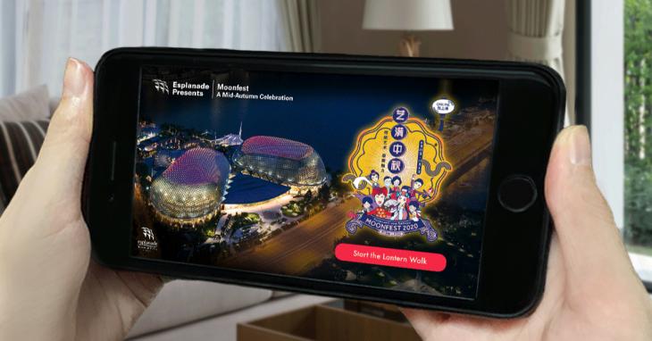 Virtual Lantern Walk