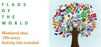 Flags around the world