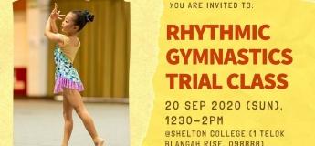 Rhythmic Gymnastics Trial Class