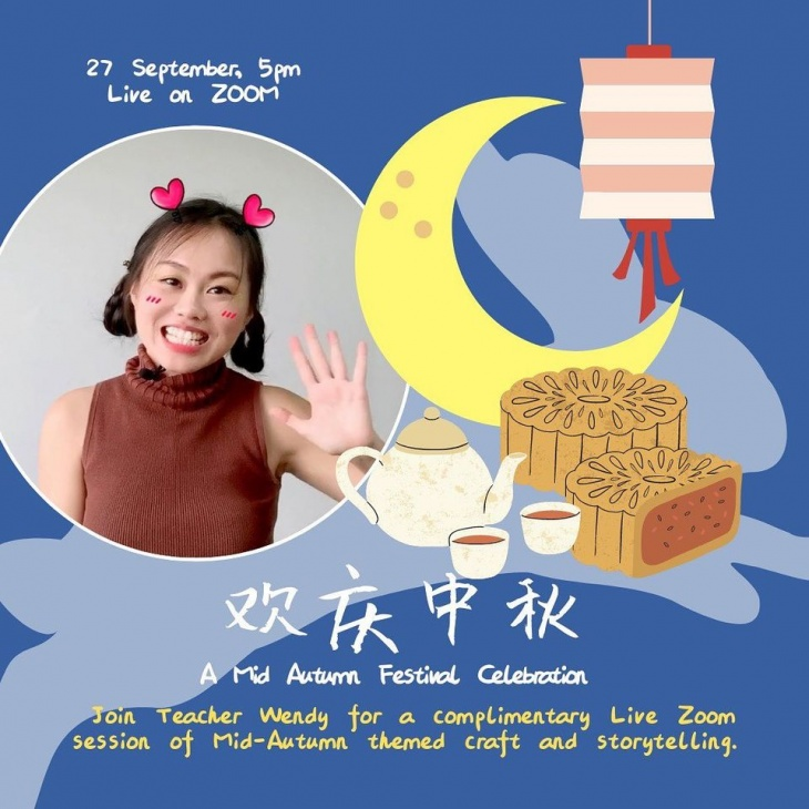 A Mid-Autumn Festival Celebration with HAHA Chinese