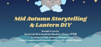 Mid Autumn Storytelling and DIY Lantern