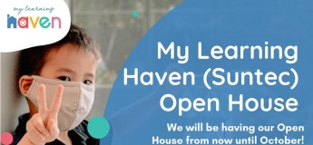 My Learning Haven Open House