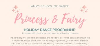 Princess & Fairy Holiday Programme