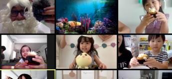 Virtual Birthday Parties with Shangri-La Hotel, Singapore