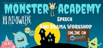 Monster Academy Halloween Speech and Drama Workshop
