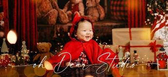 Christmas Photo Shoot @Oh Dear Studio
