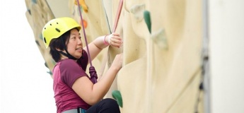 Abseiling and Sports Climbing Orientation Programmes