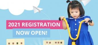 Little Footprints Preschool is Open for 2021 Registration