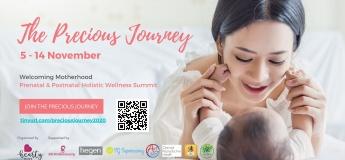The Precious Journey - Pre & Postnatal Holistic Wellness