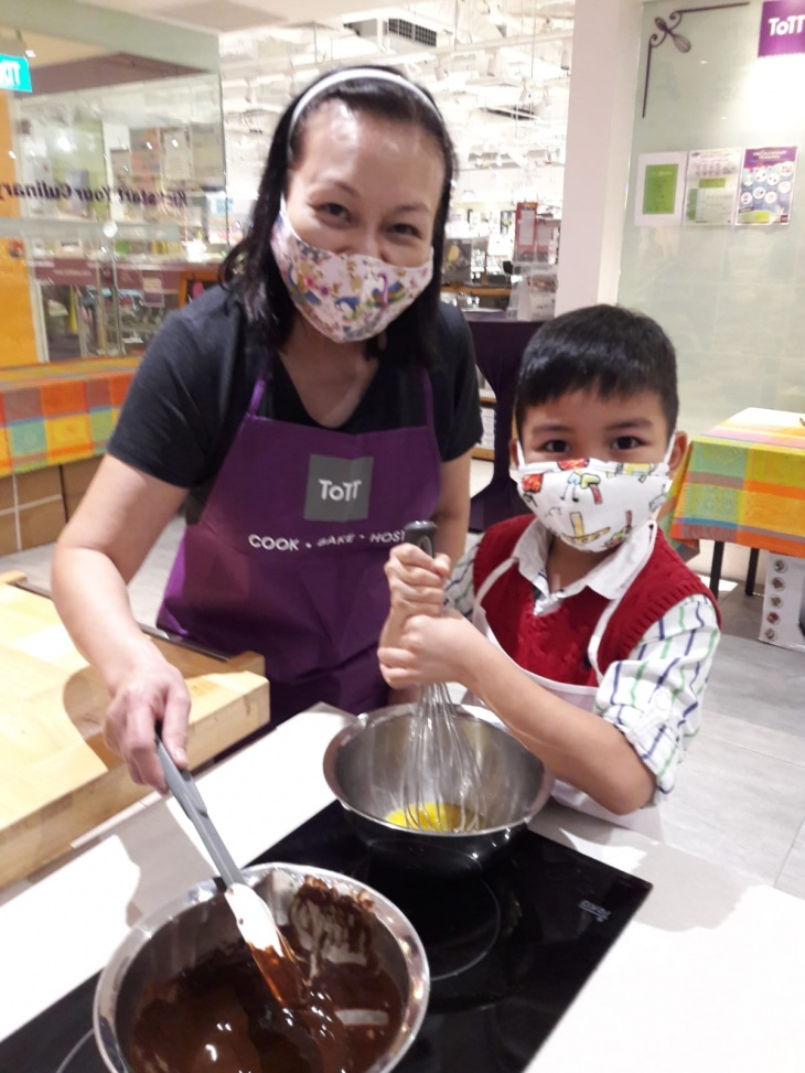 Cooking & Baking Classes @TOTT