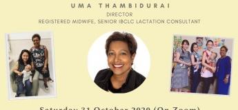 Breastfeeding Chat with Uma