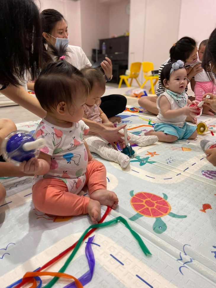 Bilingual Bubs Musical Playgroup