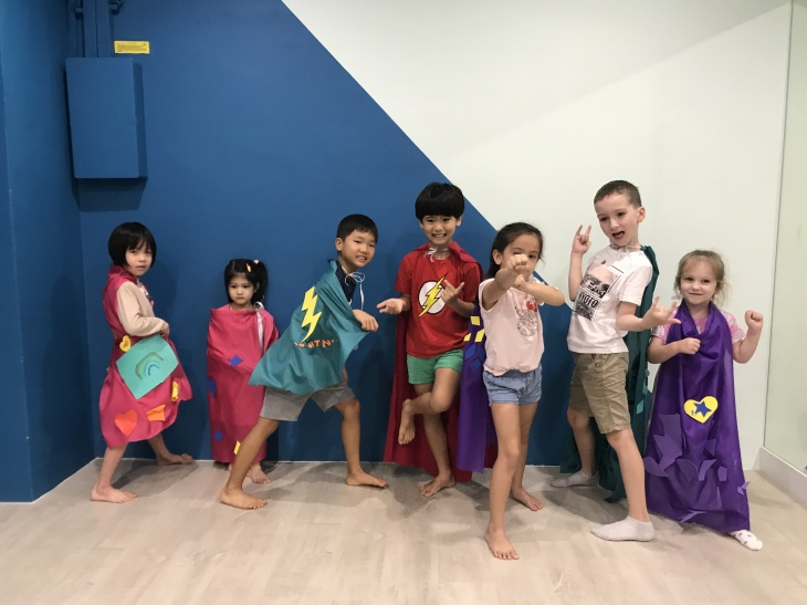 Holiday Camps @Creative Hearts - Centre For Performing Arts