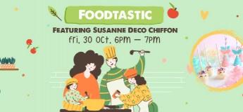 Foodtastic: Featuring Susanne.Deco Chiffon
