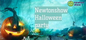 Newton Show Halloween Party