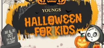 Halloween @YOUNGS Bar & Restaurant